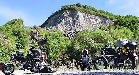 поездка по европе на мотоцикле