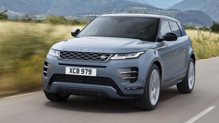 Новое поколение Range Rover Evoque поистине революционное