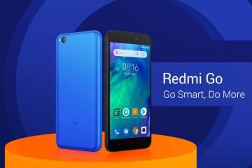 Redmi Go представлен - смартфон за 80 евро, с 1 ГБ оперативной памяти