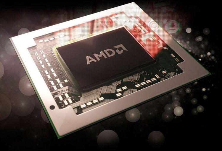 процессор AMD для PlayStation 5