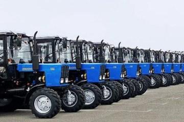 трактор МТЗ в Украине
