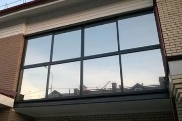 Тонировка окон и офисных перегородок