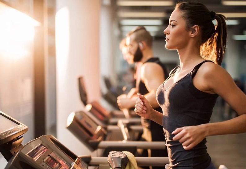 Спорт поможет избавиться от стресса