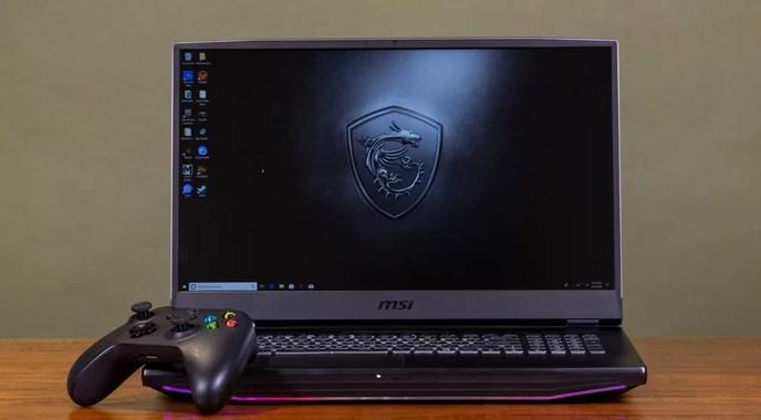 Обзор игрового ноутбука MSI GT76 Titan большой, яркий и мощный