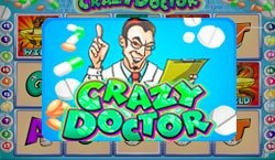 автомат crazy doctor играть онлайн бесплатно