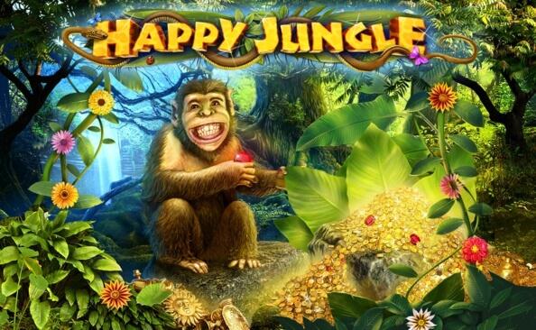 игровой автомат «Happy Jungle» от казино вулкан фото