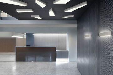 Люминесцентные светильники дизайнерские потолочные фото 1