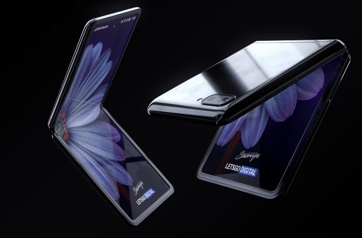 Samsung Galaxy Z Flip и Galaxy S20