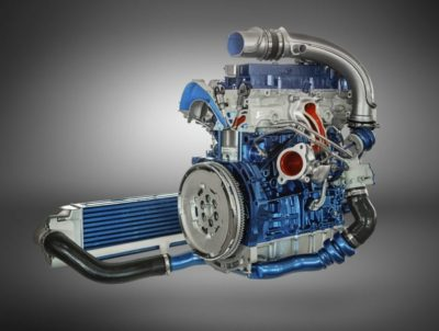 Вышел из строя двигатель спецтехники