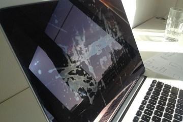 Основания для замены дисплея Макбука