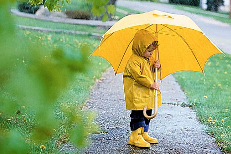 Как одевать ребенка в зависимости от погоды