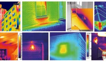Тепловизионная диагностика зданий