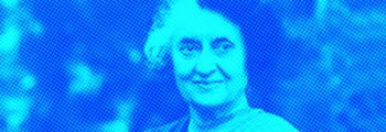 Indira Gandhi becomes prime minister of India