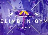 Climb-in-Gym Tour 2018