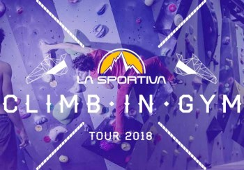 Climb-in-Gym Tour 2018