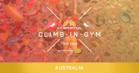 Climb-in-Gym Tour 2019