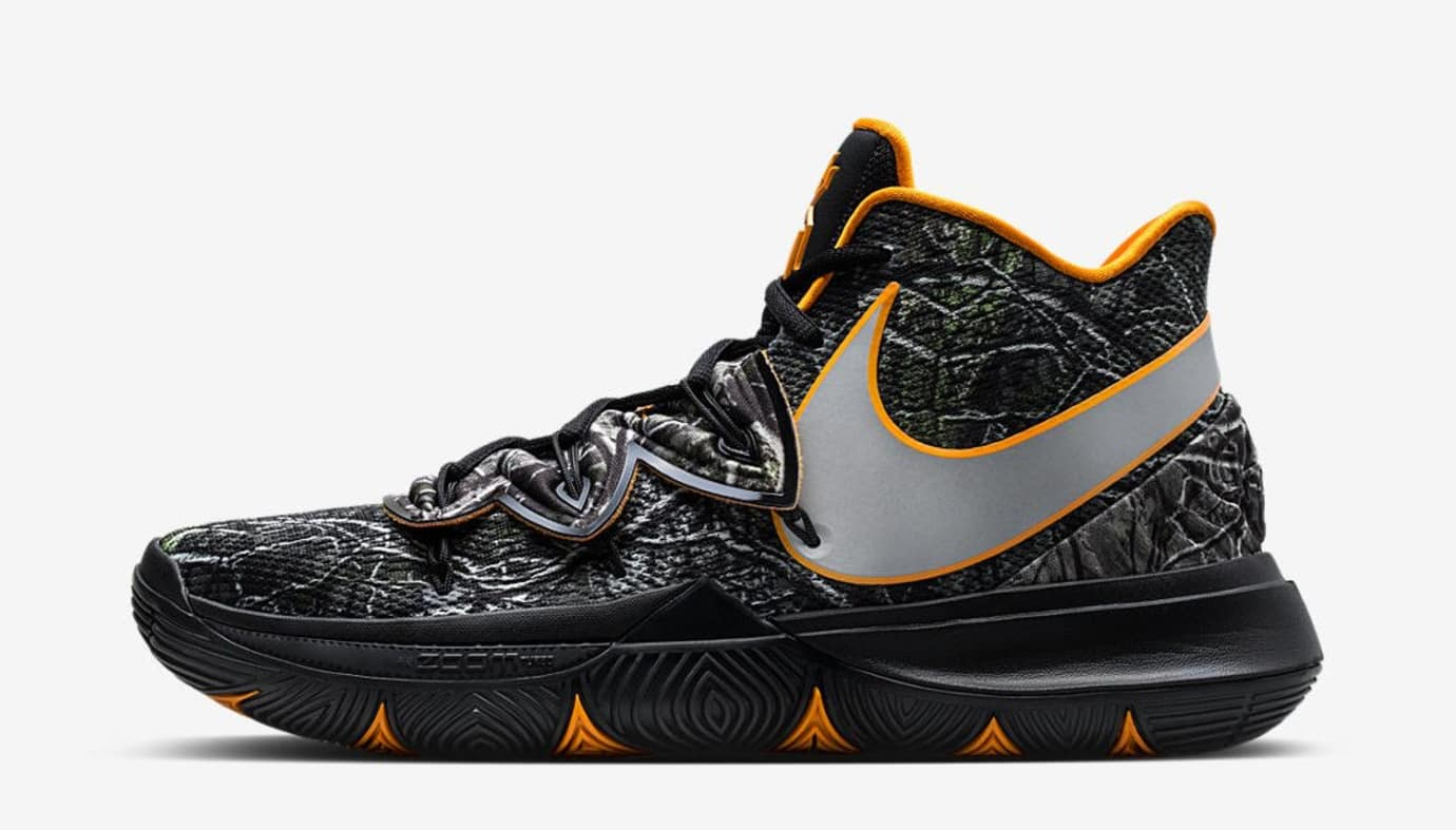 Kyrie Irving Debuts Nike Kyrie 5