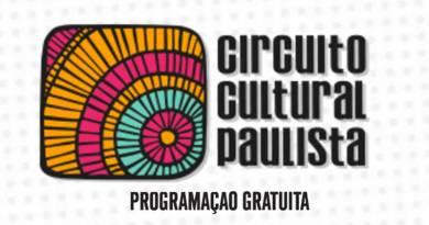 Circuito Cultural Paulista - Programação Gratuita