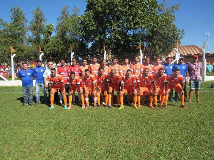 Time de Dobrada fez o seu gol com o atacante Lucas dos Santos e reverteu a vantagem para o segundo jogo