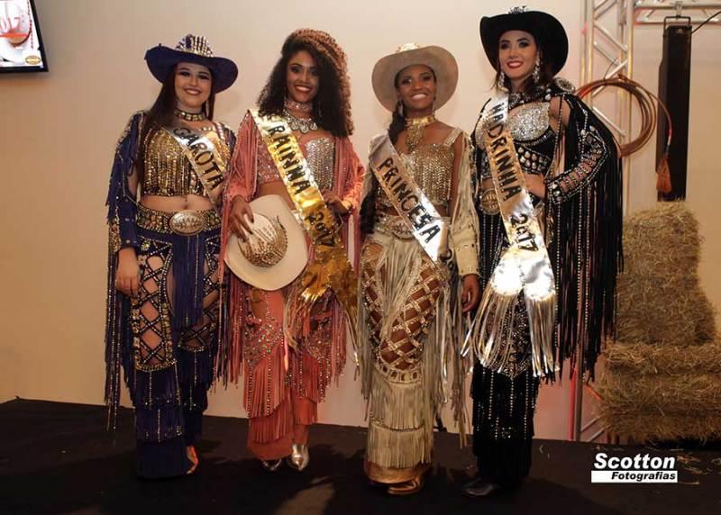Beleza Negra é destaque em concurso que elegeu a Rainha do 27º Rodeio de Sertãozinho