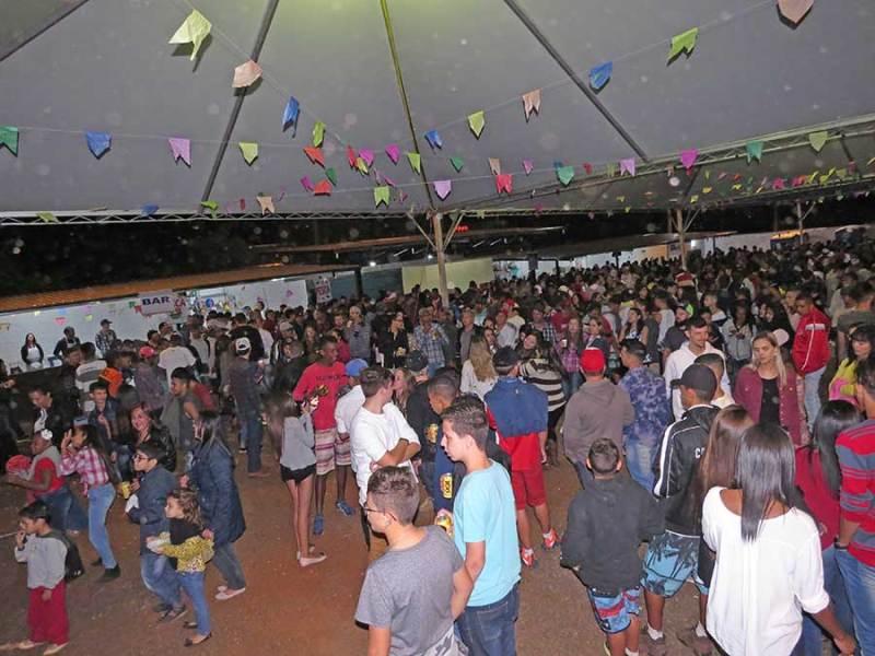 Grande público se fez presente durante todos os dias do evento