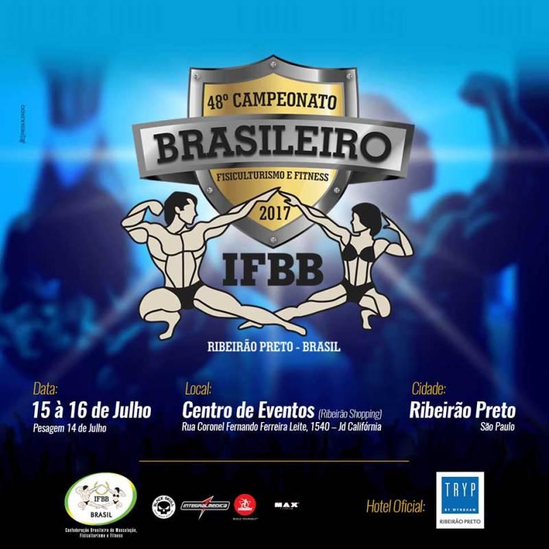 Ribeirão Preto recebe o maior evento de fisiculturismo do País