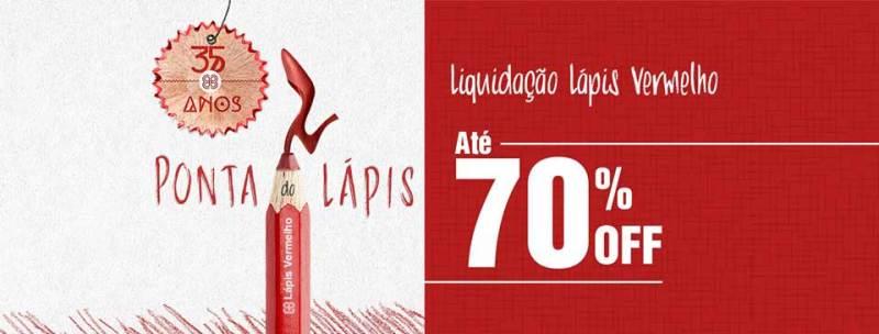 RibeirãoShopping e Shopping Santa Úrsula celebram os 35 anos da Liquidação do Lápis Vermelho
