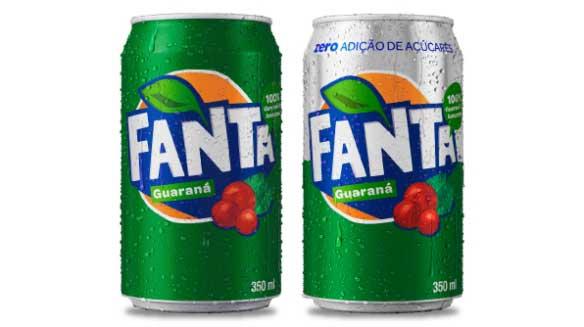 Essa Fanta é Guaraná: Coca-Cola Brasil lança primeiro refrigerante com certificação 100% Amazonas