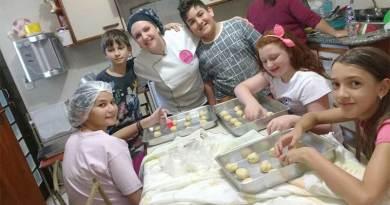 Chef Amanda Pessarello realizará curso de férias para crianças