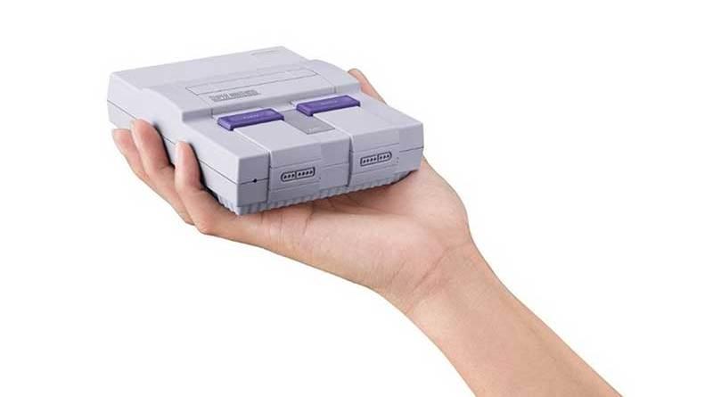 SNes Classic é lançado com 20 jogos e 1 inédito