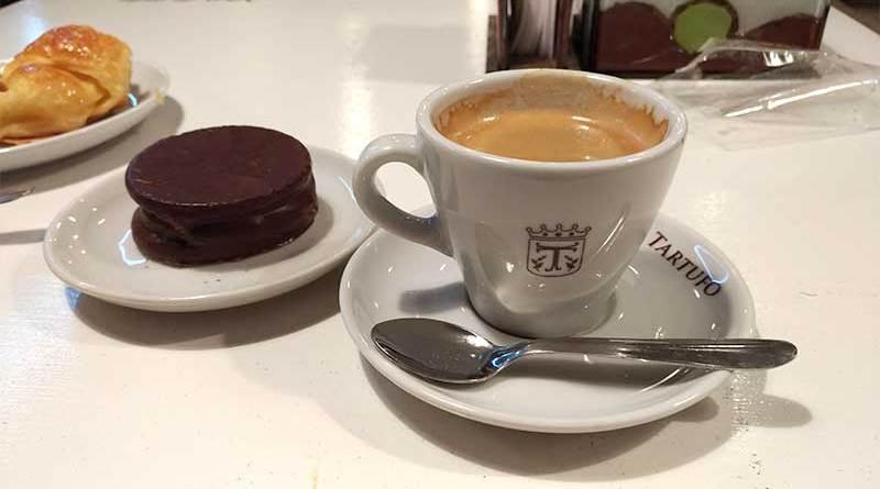 Café du jour: Tartufo (especial: Mendoza)