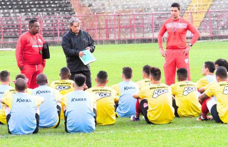 Gabriel Bonavena mogi mirim futebol