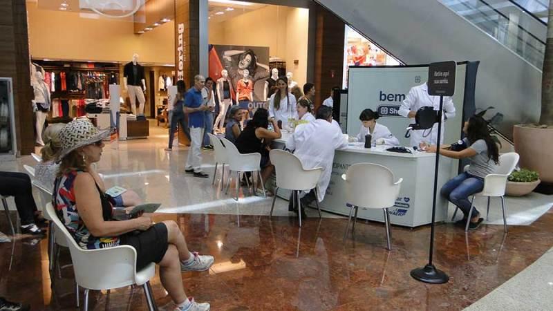 Programa Bem-Estar acontece na próxima terça-feira no Shopping Santa Úrsula
