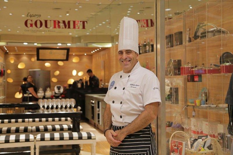 RibeirãoShopping reabre novo Espaço Gourmet