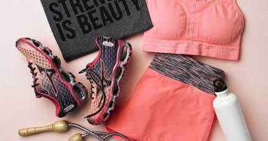 Trend Alert: Fitness & Fashion