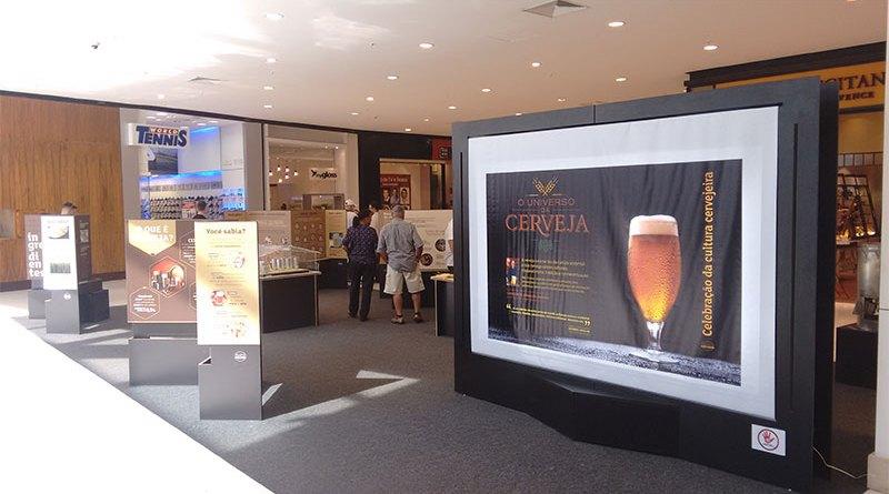 """Exposição """"O Universo da Cerveja"""" pode ser visitada em Ribeirão Preto"""