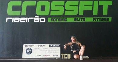 Atleta de Ribeirão Preto é campeã brasileira de Crossfit