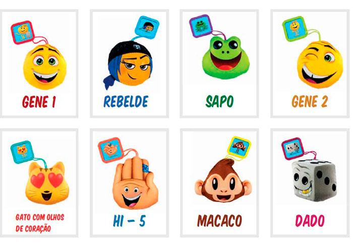 Os Emojis são as novas atrações do McDonald's!