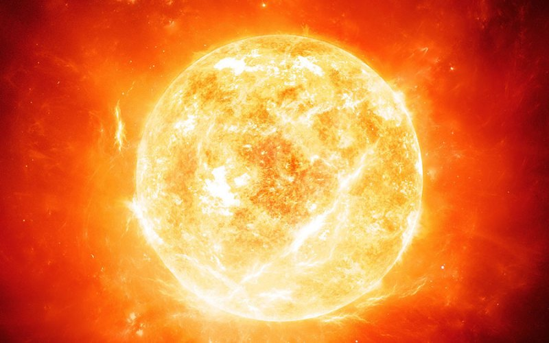 sol calor 40 graus