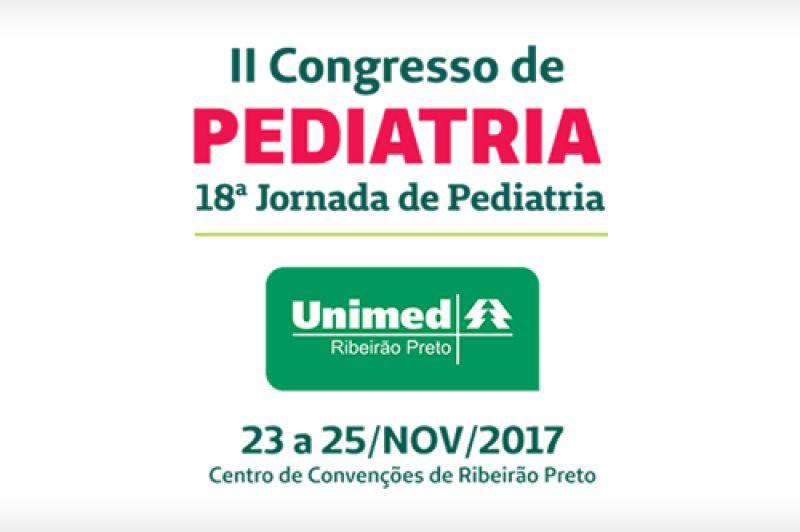 Ribeirão Preto sedia 2º Congresso e 18ª Jornada de Pediatria do interior paulista