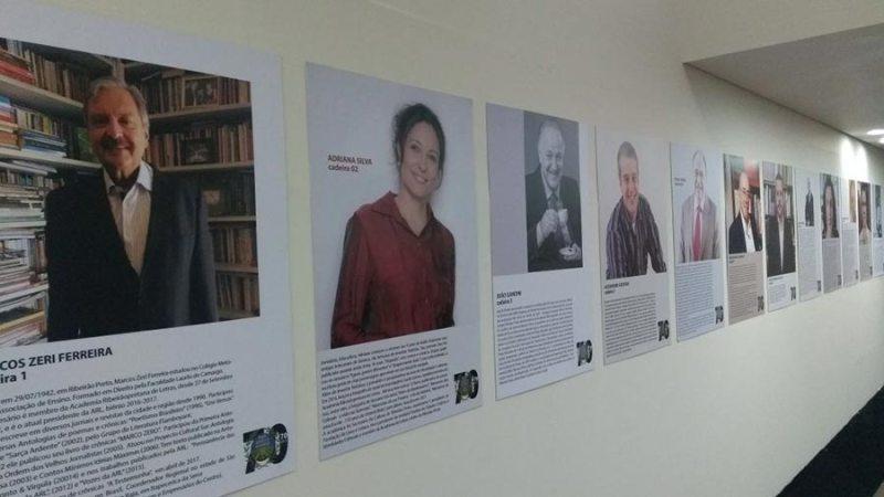 Academia Ribeirãopretana de Letras comemora 70 anos com exposição