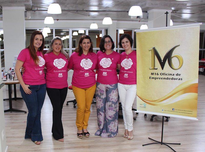 Encontro do M16 reúne mais de 50 mulheres empreendedoras em Ribeirão Preto
