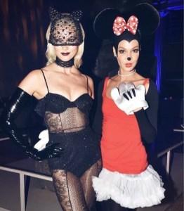Karlie Kloss e Joan Smalls