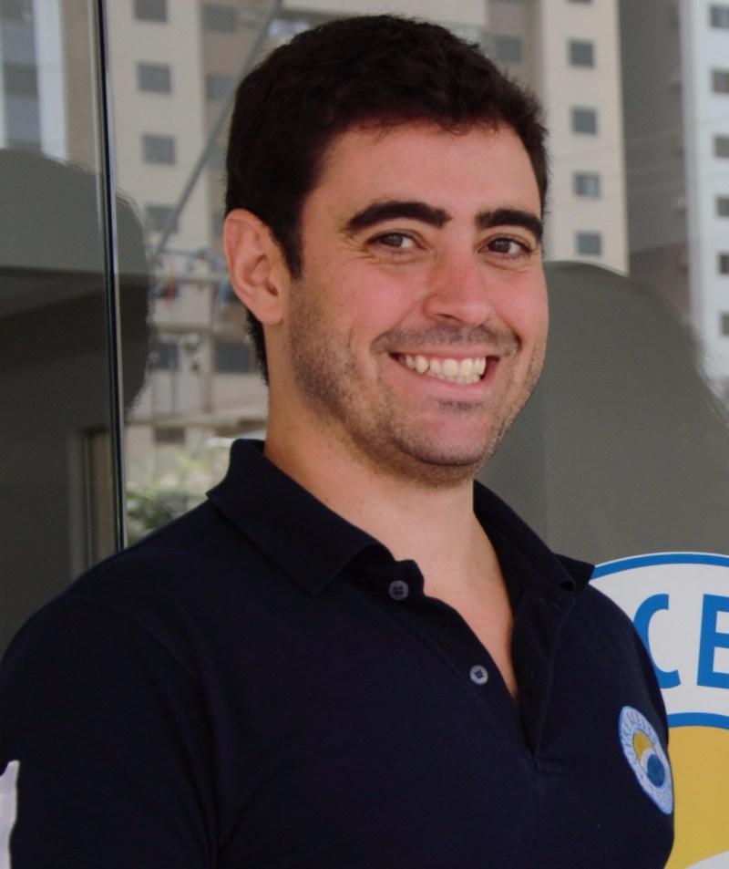 Diretor da Livre Acesso Turismo e organizador da Rota da Cerveja, Thiago Zacharias