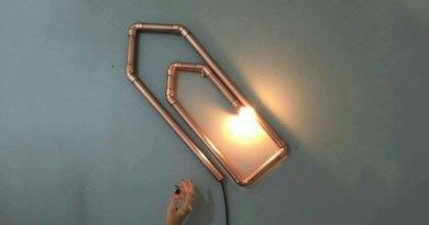 Mais de 20 ideias de decoração com cano de cobre e PVC