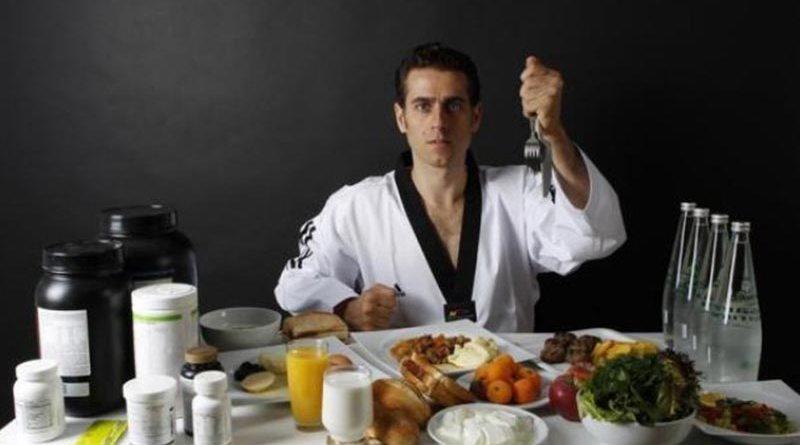 Alimentação do atleta