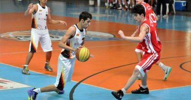 Equipe Sub-16 do Basquete de Cravinhos vence o Taubaté