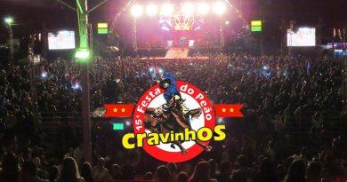 Os melhores shows da música sertaneja estiveram no Rodeio de Cravinhos