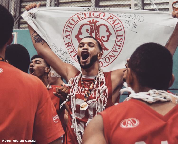 Equipe do Paulistano se sagrou campeã da categoria Sub-17