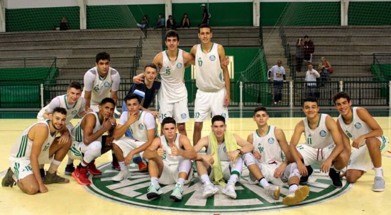 Time do Palmeiras ficou com o vice-campeonato